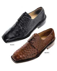 Genuine Skin Italian Mens Shoes Available Colors In Black And Brown