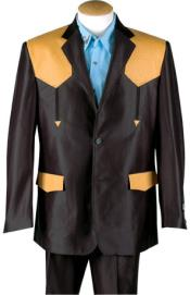 Western cowboy suit traje