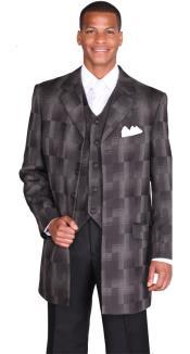 Fashion Long Suit