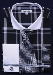 Plaid Pattern Dress Fashion