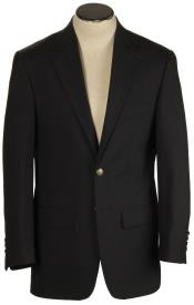 Hopsack Blazer 100% Tropical Wool Classic Atticus Fit