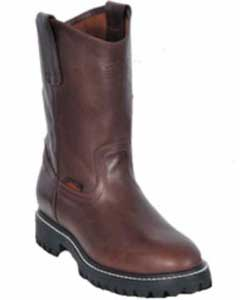 Los Altos Grasso Nappa Work Boot ~ botines para hombre with