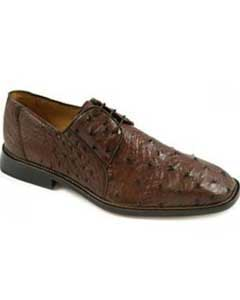 ostrich upper fully leather-lined interiorcushioned leather insole leather outsole