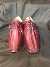 men's burgundy dress shoes