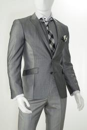 sharkskin suit