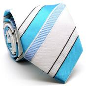 Classic Modern Ties Turquoise