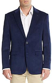 Blazer Regular Fit Royal