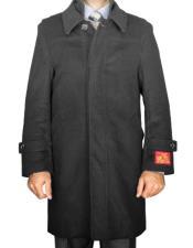 Coat Wool/ Cashmere Blend