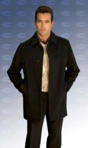 Mens Dress Coat 34 model with vent wool blen Online Discount Fashion
