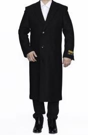 Dress Coat Alberto Nardoni Full Length Wool Dress Top Coat /