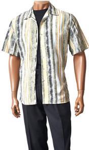 Rich Palette Dress Shirt