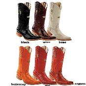 Toe Eel Western Cowboy Boots By New Reg: $795 discounted sale clearance diamonds