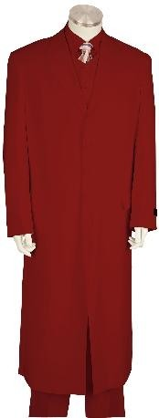Fashion Zoot Suit Red