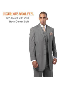 4 Button Style three piece low priced fashion Outfits Suits Luxurious