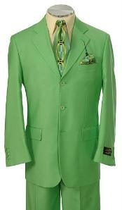 Party Suit Collection Lime