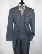 Lapel Grey Steel 5