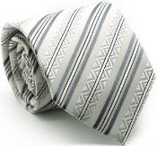 Premium Ziggy Ties Grey