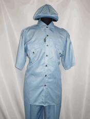 Two Piece Collar Shirt