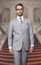 Mens Big And Tall Or Extra Long Tall Vested Three piece 100%
