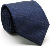 Premium Italian Ties Navy Blue