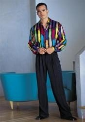 long rise big leg slacks ( Comes in 7 Colors ) Single