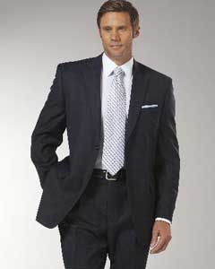 Dark Navy Glen Plaid affordable suit online sale  2 Piece