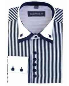 Stripe Dress Shirts