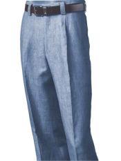100% Linen Dress Casual