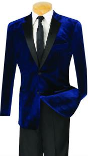 Mens Velvet Tuxedo Jacket Red Blue Black Burgundy Green