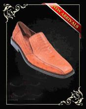 Leg Loafer Dress Shoe