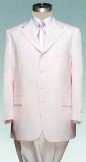 Light Baby Pink suit