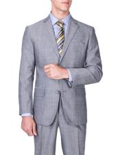 Sharkskin Inexpensive Affordable Discounted Authentic Giorgio Fiorelli Brand suits