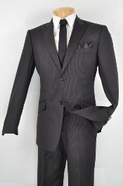 Slim Fit affordable suit