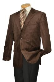 High Fashion Fine Slim Fit velvet sportcoat