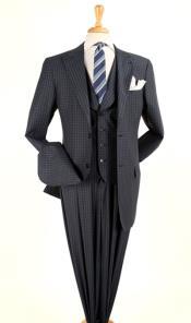 Mens Three Piece Fashion