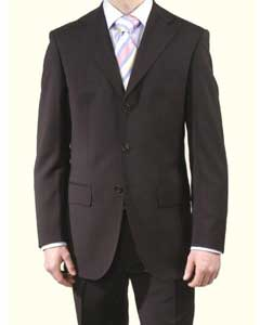 Brown Men's Suit