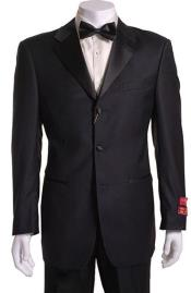 $1200 Most Luxurious Classic Designer 3 button Styled jacket Notch Lapel