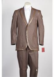 Button 2 Piece Suit