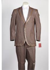 Button 2 Piece Suit