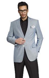 Stylish Two Button Jacket