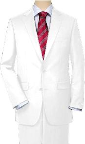 White Quality Suit Separates Total Comfort Any Size Jacket & Any