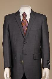 Mens 100% Wool 2 Button Sport Coat/ Sport Jacket / Blazer Jacket Black