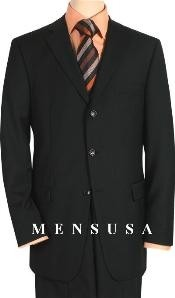 Long Black Suits XL Available In 2 Button Style Only For