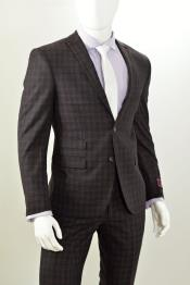 Pane Plaid houndstooth pattern