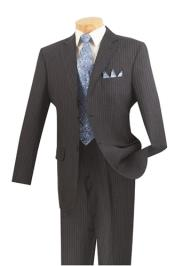 Button Suits Dark Navy