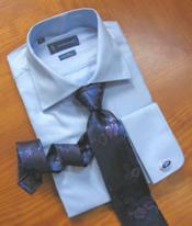 Valenti Dress Shirt-French Cuff