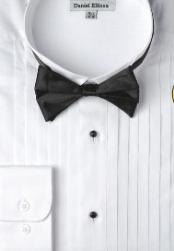 Basic Tuxedo Shirt with