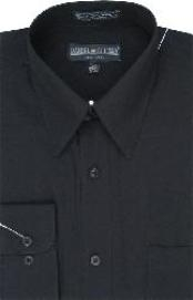 Dress Shirt Black $25