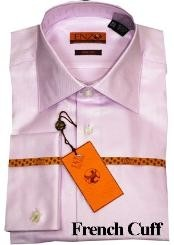 Shirt Lavender Twill French