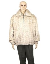 Pearl Genuine Mink Jacket